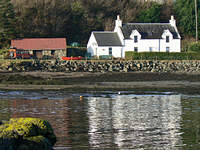 Cruard Cottage - Self Catering in Sleat, Isle of Skye.