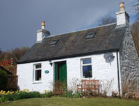 Oak Tree Cottage | Ardvasar Self Catering