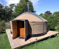 Skye Yurts | Sleat Accommodation