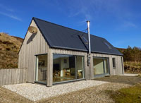 Stonechat Bothy - Sleat Self Catering