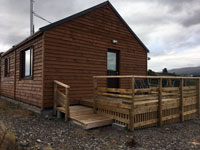 The Hide Self Catering | Drumfearn