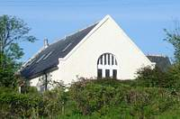 The Old Church in Ardvasar, South Skye. Self Catering.