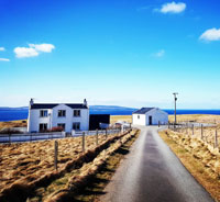Abhaig Boutique B&B | near Uig on Skye