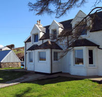 Lighthouse Cottage Bed & Breakfast near Uig on Skye