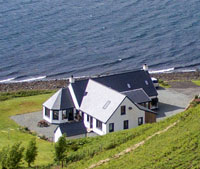 Old Pier Cottage | Uig Bed & Breakfast