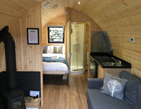 Flodigarry Pods | Self Catering Glamping Pods