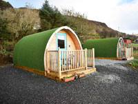 Skye Holiday Pods | Uig Self Catering