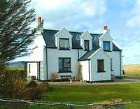 Taigh nam Braithrean Self Catering in North Skye.