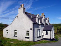 Willie Mcleod's House. Self Catering in Trotternish.