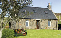 Auld Orwell, Self Catering in Waternish.