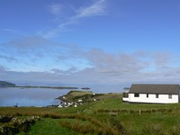 Lusta Cottage Self Catering - Waternish, Skye.