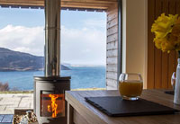 The Lookout Self Catering in Waternish.