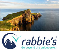 Rabbie's Bus Tours to the Isle of Skye.