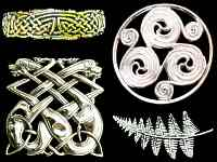 Celtic Jewelry on the Isle of Skye