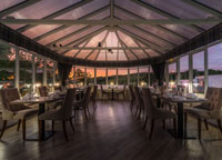 Pier View Restaurant | Skeabost Country Hous