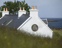 The Three Chimneys Restaurant on the Isle of Skye.