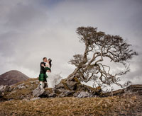 Wedding Photography on the Isle of Skye.