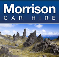 Morrisons Car Hire | Isle of Skye