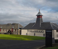 Torabhaig Distillery | Sleat | Isle of Skye