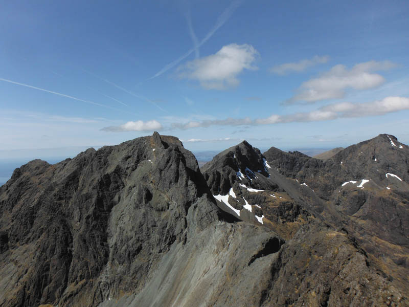 The Cuillin Isle Of Skye Red Amp Black Cuillin Mountains