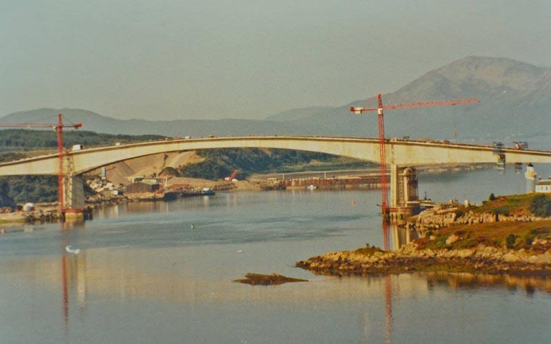 Skye Bridge | Free Road Bridge | Isle of Skye