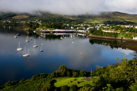 Portree Bay | Isle of Skye