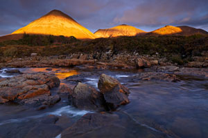 Glamaig on the Isle of Skye.