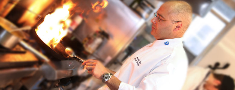 Marcello Tully Cookery Course