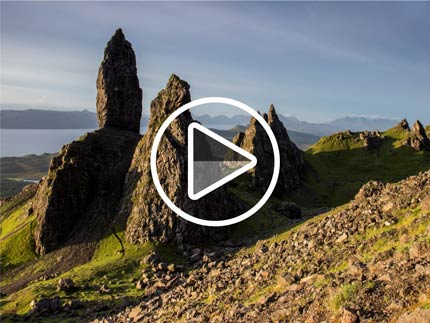 Old Man of Storr | Isle of Skye | Walk Slideshow