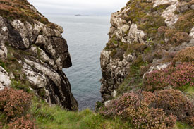 Rubha Hunish Cliff