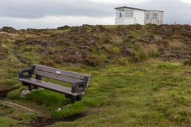 Rubha Hunish Coastguard Lookout